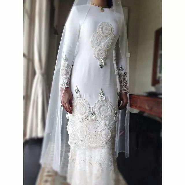 Another wedding dress by Rizalman Ibrahim