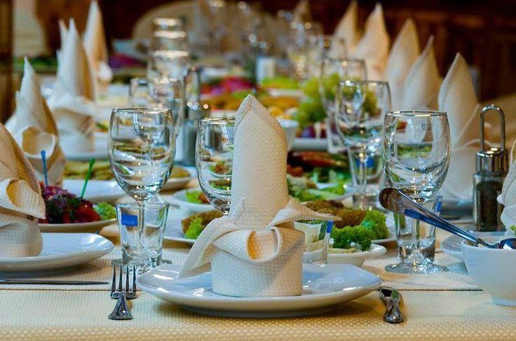варианты меню на свадьбу