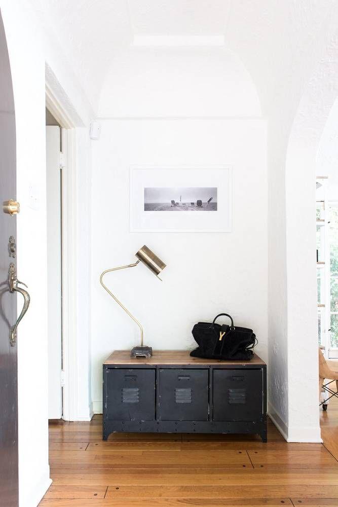 ideal entryway setup