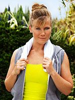 Alison Sweeney's 30-Day Body Makeover! Every girl trying to lose weight should read this.