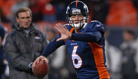 82. Jay Cutler (Vanderbilt) Jay was drafted 11th overall in 2006. He has played for the Denver Broncos and Chicago Bears. He was a Pro Bowler in 2008 with the Broncos. He has won a playoff game.