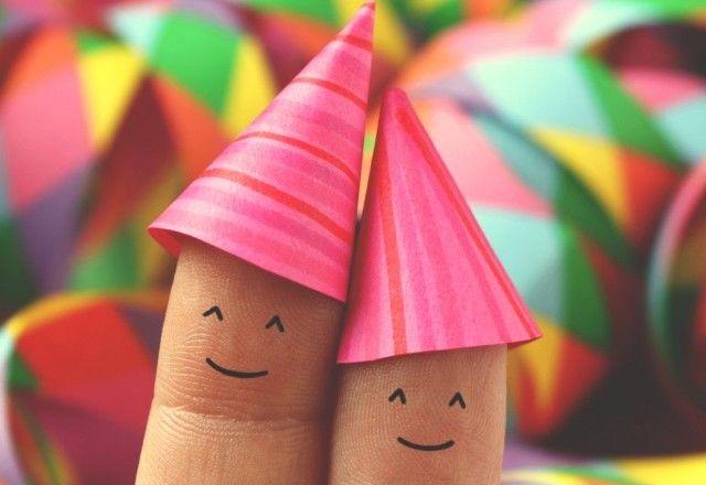 Klusjes carnaval met gerecycled materiaal voor creatieve kinderen | foto