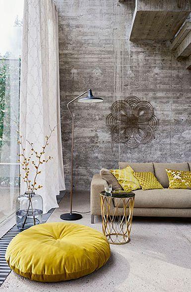 Coussin de sol : charme et confort dans les intérieurs