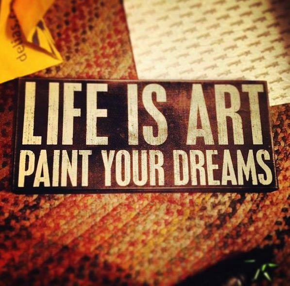 Quotes About Painting: Tattoo Ideas & Inspiration - Quotes & Sayings