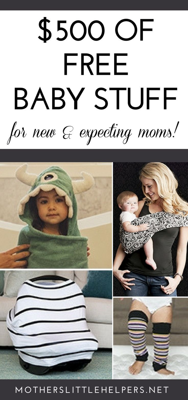 Free Baby Stuff for New and Expecting Moms (2020) Free