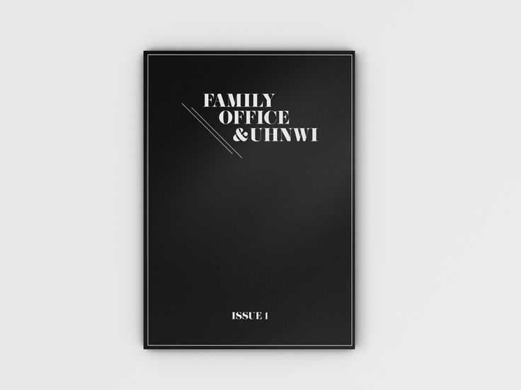 Family Office & UHNWI - Bloom Graphics