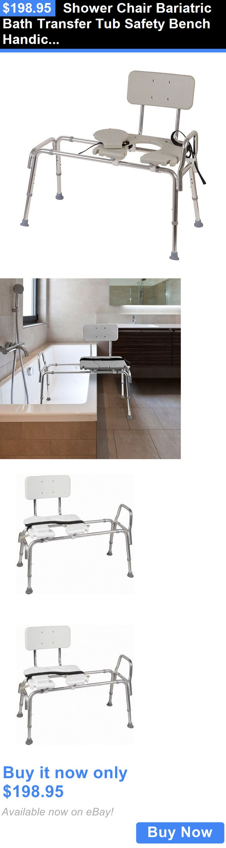 1000 ideas about bath seats on pinterest baby bath seat for Bariatric bathroom design