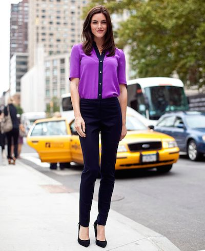 How to Nail Business Casual Beyond the Skirt Suit | Her Campus