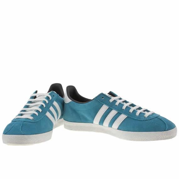 Adidas Gazelle Og Blue Schuh