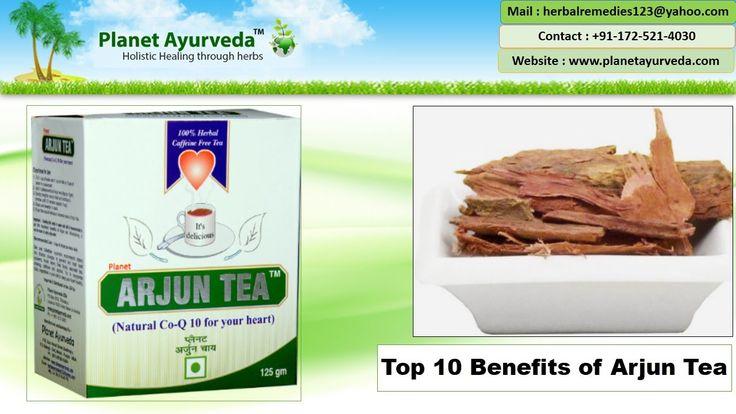 Arjun Tea Side Effects