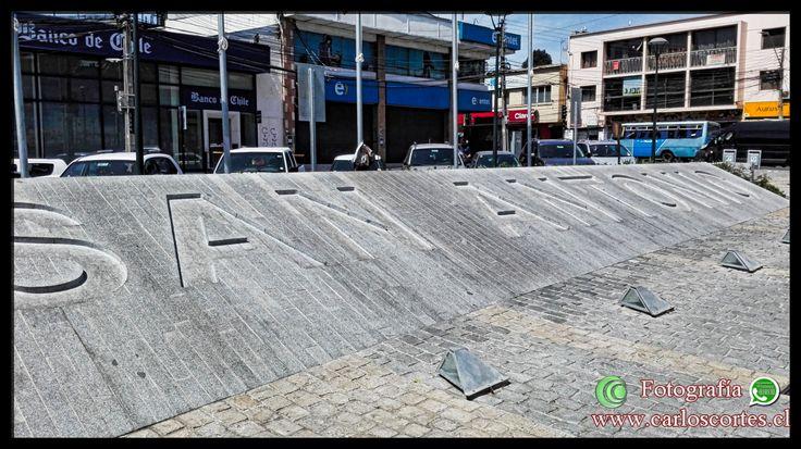 PlazaSan Antonio,Chile