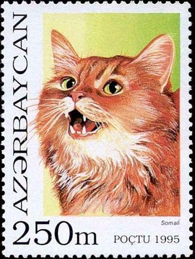 Azerbaycan Stamp