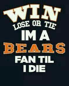 Go Bears                                                       …