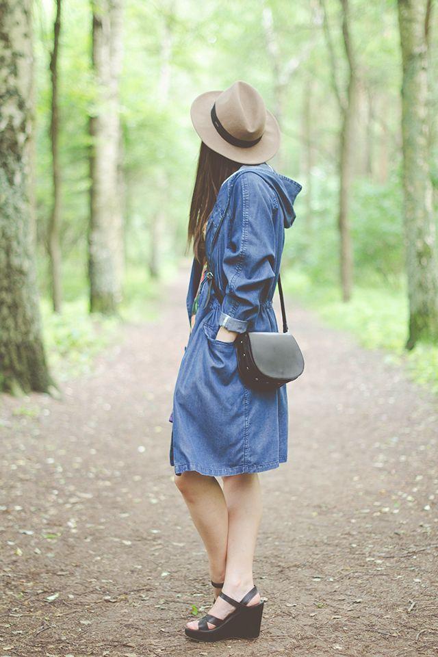Maddinka wearing HatHat