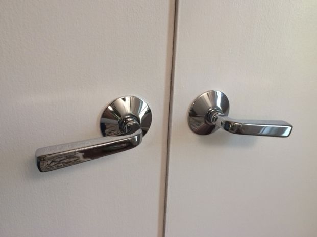55 best emtek hardware images on pinterest lever door handles