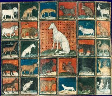 bestiaire medieval bnf paris
