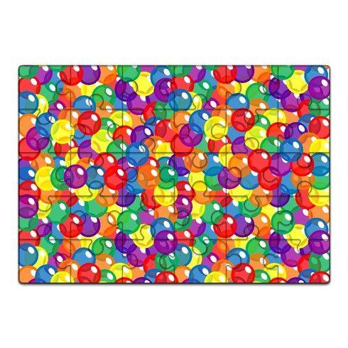 Fizzy Rainbow Jigsaw by fizzyrainbow at zippi.co.uk