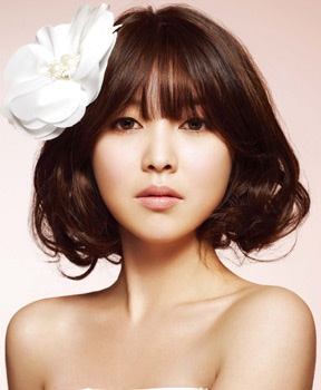 For Short And Mid Length Hair Styling 4 Korean Concept Wedding Photography