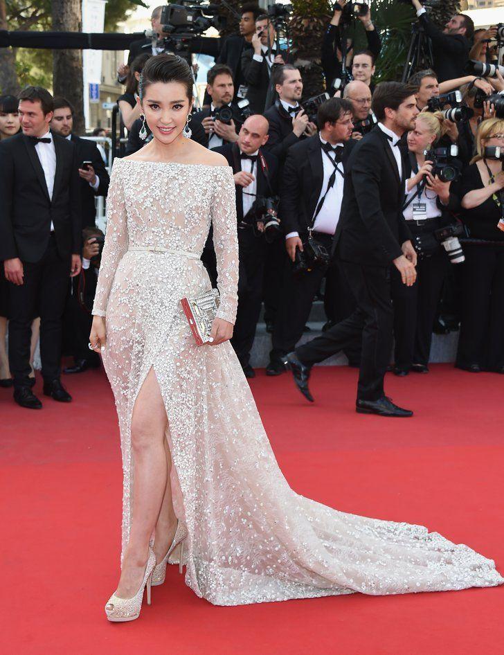 Pin for Later: Retour Sur les Meilleurs Looks du Festival de Cannes 2015 Jour 5 Li Bingbing