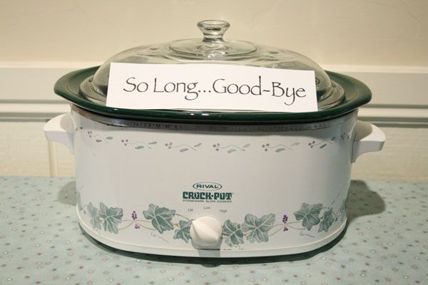 Lead Poisoning and Crock Pots - DANGIT!! I've been loving the functionality of my crock pot.  Rival brand has lead.  Hamilton Beach does not.  I need to just get a Hamilton Beach crock pot.
