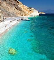 Our hearts live on Skyros, a small Greek island.
