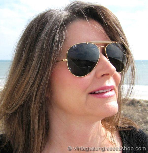 ray ban aviator sunglasses face shape
