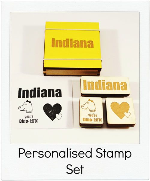 Personalised gifts for kids- over at Not in Shops #notinshops