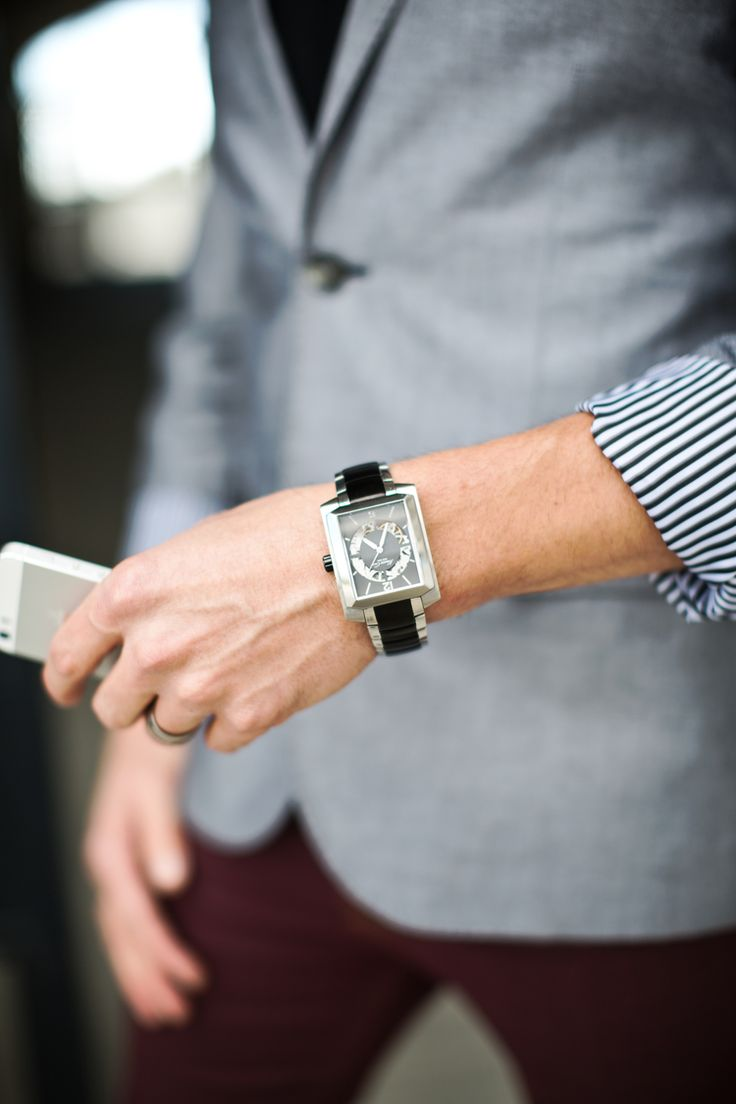 Men's Watch Fashion | FashioN | Pinterest | Fashion watches, Fashion and Mens fashion