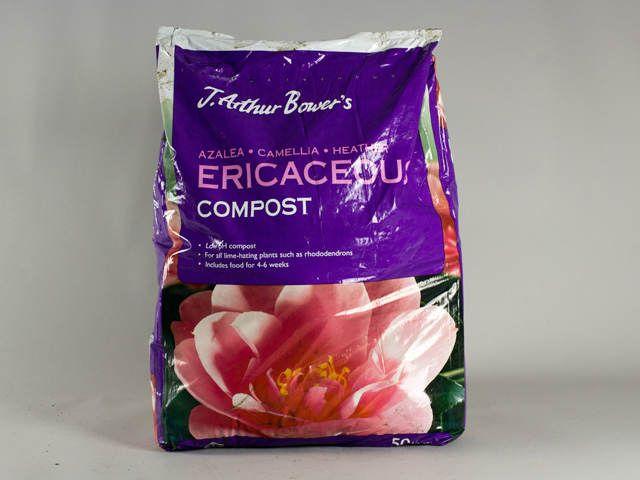 Ericaceous Compost - 35L  #compost #soil #gardening