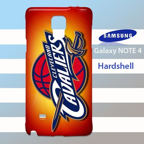 Cleveland Cavaliers Samsung Galaxy Note 4 Case Cover Hardshell