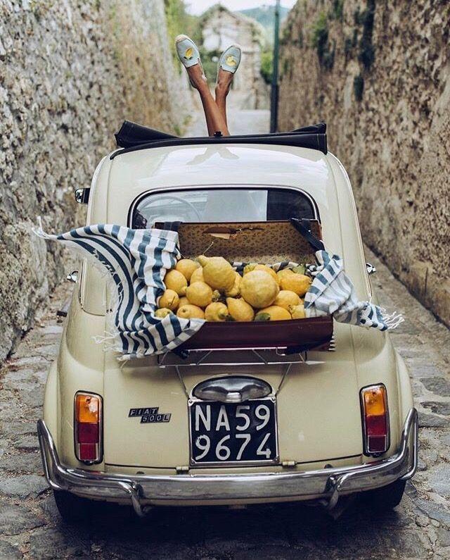 Wenn das Leben dir Zitronen reicht... | repinned by @hosenschnecke♡
