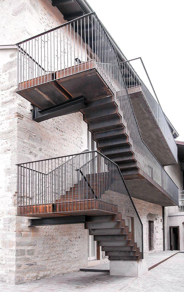 Die besten 25 absturzsicherung gel nder ideen auf for Balcony upstand