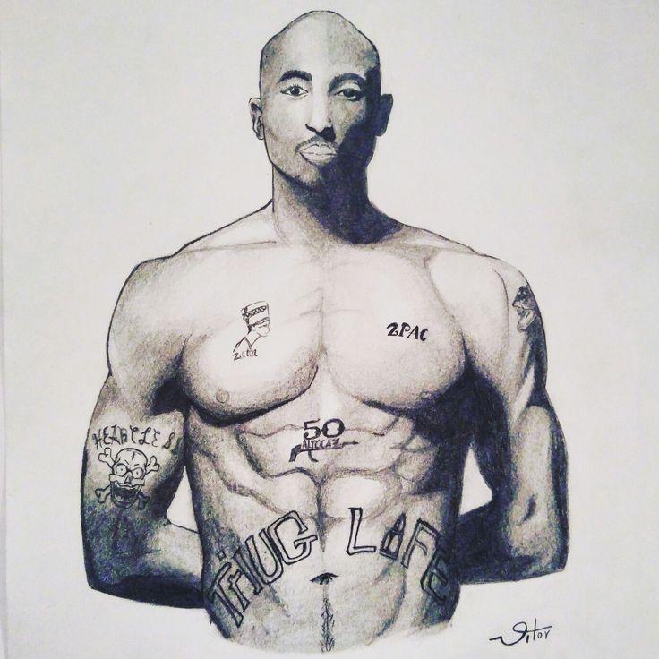 Art #2pac #tupac