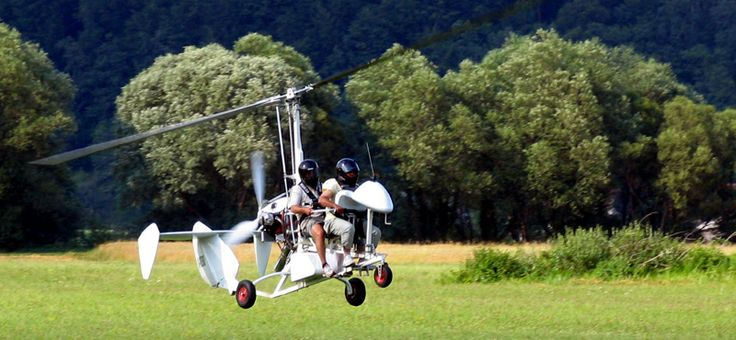 Trixy Aviation - .:: Trixy Aviation - Ein völlig neues Tragschrauber-Fluggefühl ::.