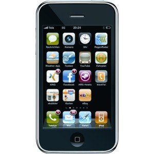 Apple iPhone 3GS 32GB (WHITE) - FACTORY UNLOCKED! L@@K! great phone. ergonomic back.  #Generic #Wireless