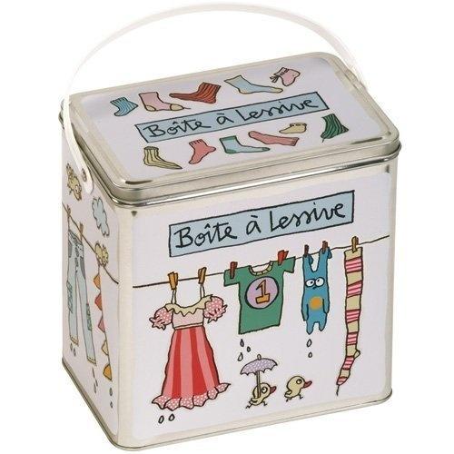 encore un cadeau ... La Boîte à lessive, Derrière La Porte