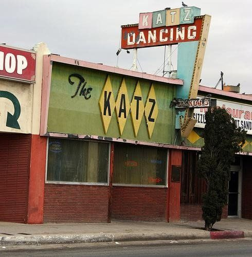 The Katz, along #Route66, #Barstow, California.  #FilmBarstow www.FilmBarstow.com
