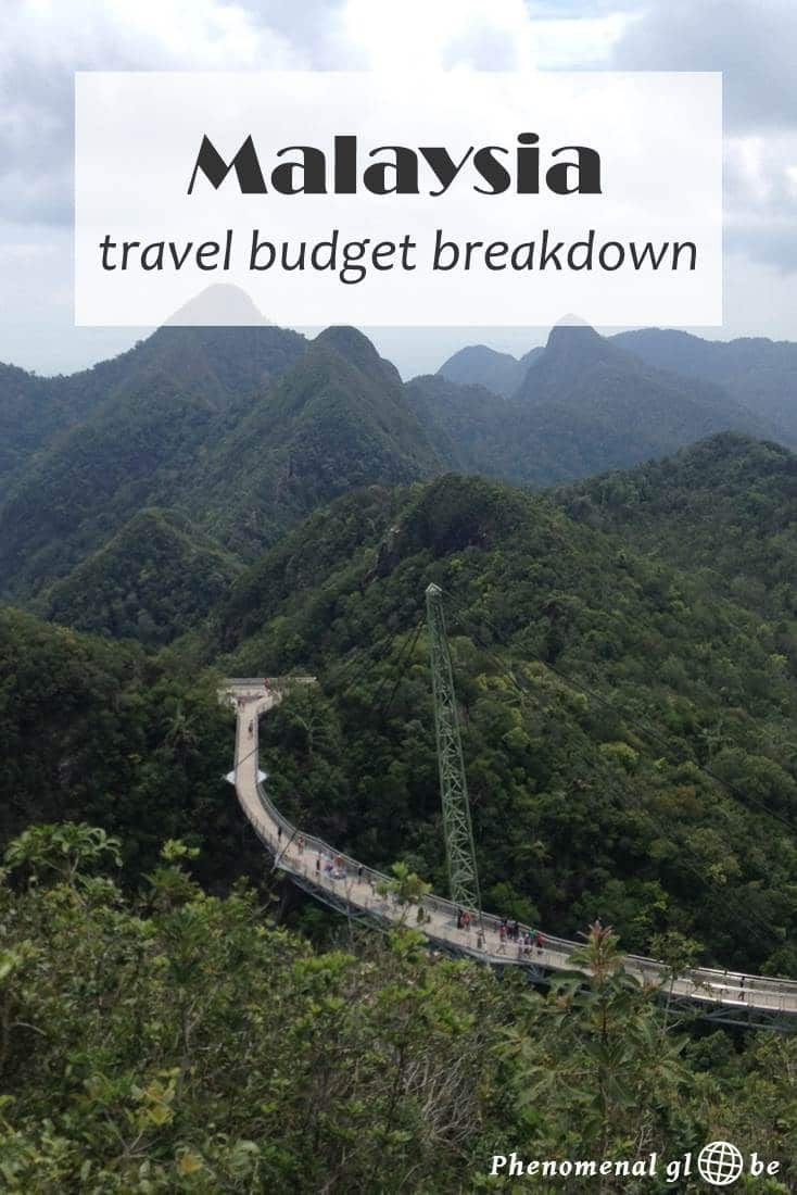 Malaysia Travel Budget: Average Daily Costs For A 12 Day Trip