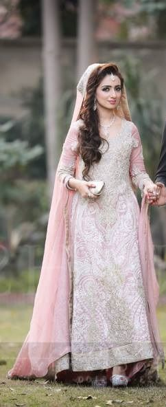 Pakistani Bridal Anarkali