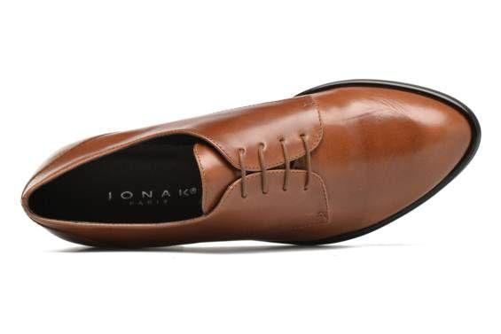 Buty sznurowane Jonak 2545 widok z góry