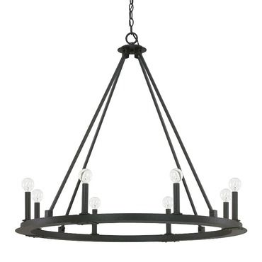 Pearson Chandelier | Capital Lighting at Lightology  sc 1 st  Pinterest & 57 best Lighting - other options images on Pinterest | Chandeliers ... azcodes.com