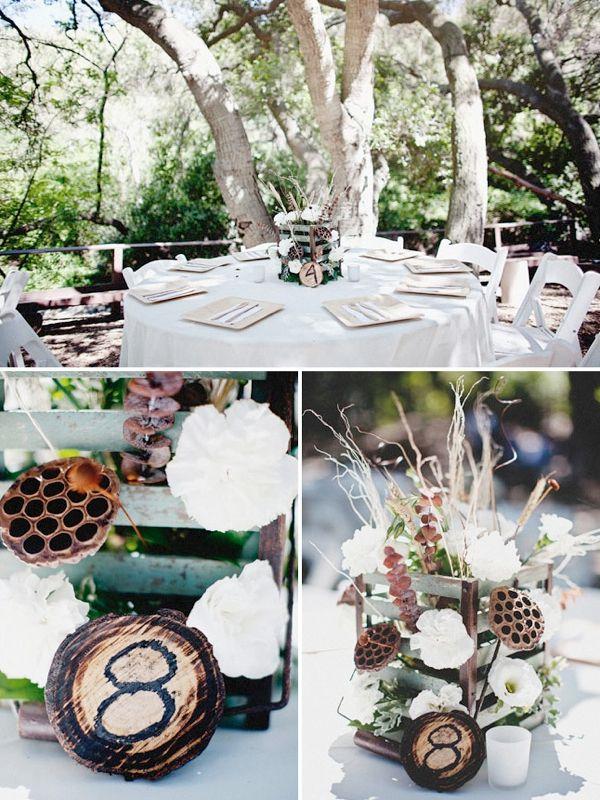 unique rustic wedding ideas