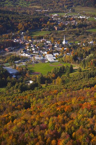 Stowe, Vermont - 11 USA Gems Northeasterners Don't Want You To Know About