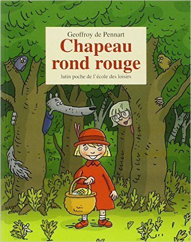 Amazon.fr - Chapeau rond rouge - G Pennart - Livres