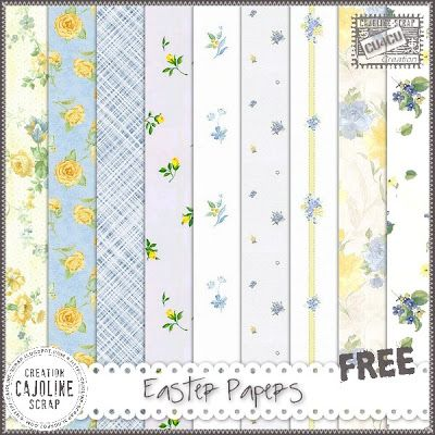 http://cajoline-scrap.blogspot.fr/2011/03/freebie-easter-papers-full-size-cu4cu-2.html