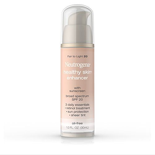 Neutrogena Healthy Skin Enhancer Broad Spectrum SPF 20 Fair To Light 20 1 Fl Oz -- Be sure to check out this awesome product.