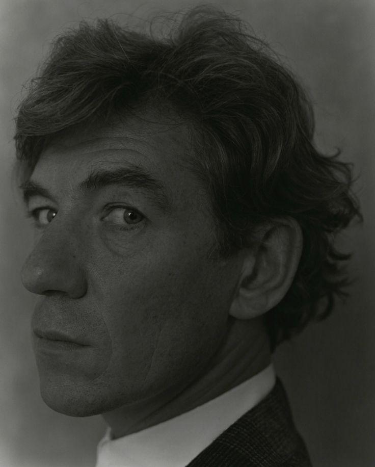 Yoshihiko Ueda 上田義彦 Ian McKellen