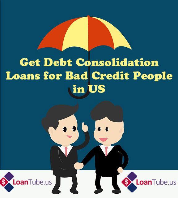 bad credit debt consolidation loans online - 2