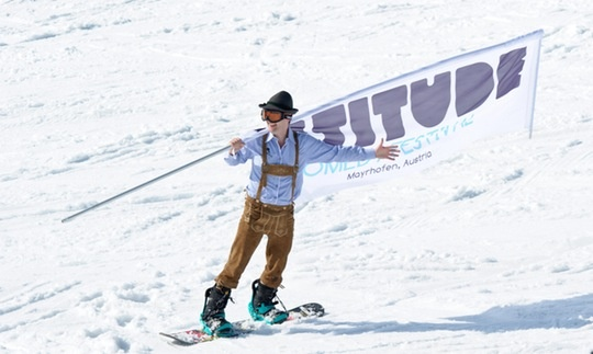 Altitude Comedy Festival - Mayrhofen,