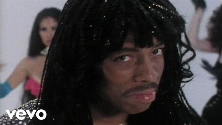 "Rick James - Super Freak -Would there have been a 'Can't Touch This', 'Hot in Here' or ""Uptown Funk' if not for this first? hmmm idts"